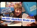 Banana Draws Bratz Dolls with the smART Sketcher Projector – Unboxing & Review