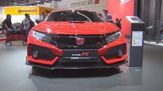 Honda Civic Type R GT (2020) Exterior and Interior