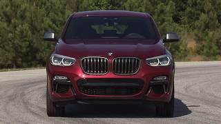 2019 BMW X4 - Exterior and Interior Design