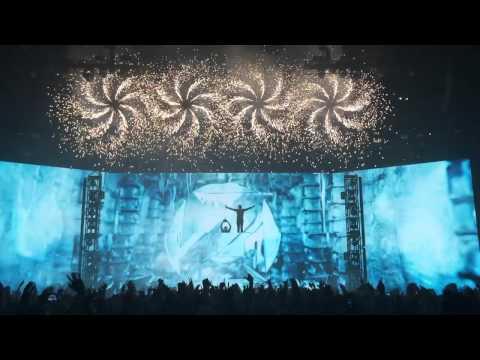 Zedd - Alive (Zedd Remix) Ending Stage Live at Staples Center