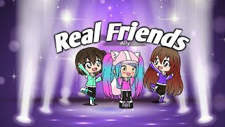 Real Friends (Gacha Verse Music Video )