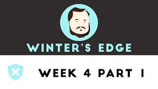 DND 5E - Winter's Edge - Episode 4 Part 1 - A Dungeon and A Dragon