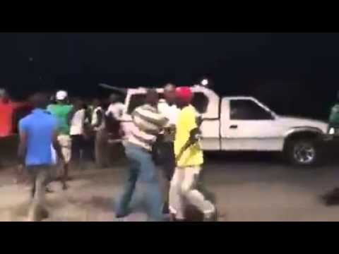 White foreigners attacked in South Africa