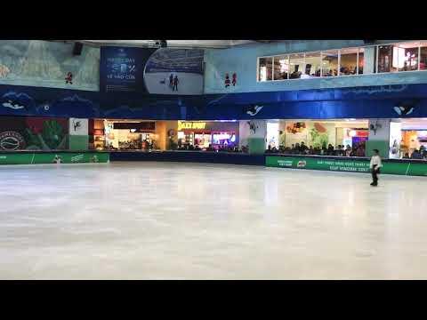 Quang Minh - Vietnam Figure Skating 2017