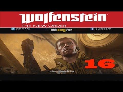 how to beat wolfenstein new order