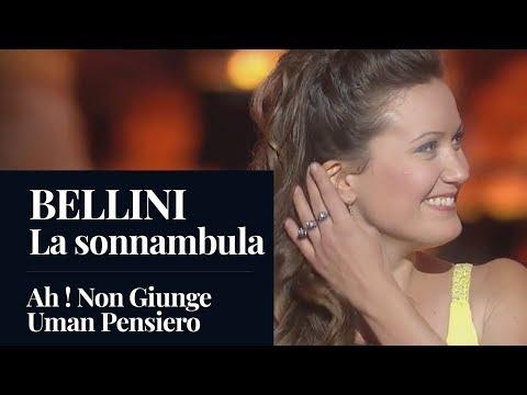 "BELLINI : La sonnambula ""Ah ! Non Giunge Uman Pensiero"" (Fuchs) [HD]"