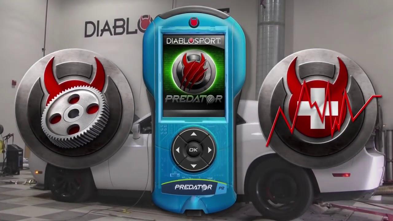 DiabloSport Predator P2 Performance Programmer