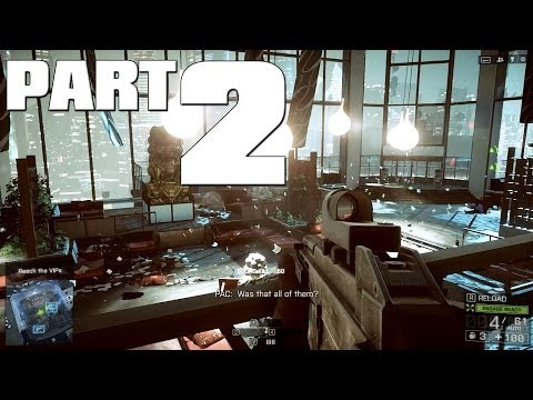 Battlefield 4: PC Walkthrough Part 2 - Shanghai