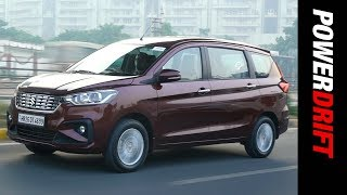 Maruti Suzuki Ertiga : What you really need to know : PowerDrift