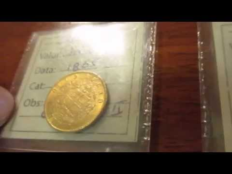 Amazing Gold Coins from Al Portughali, and a Silver gift from Fivology