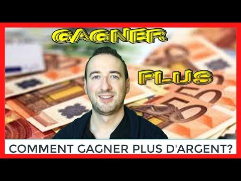 COMMENT GAGNER PLUS D'ARGENT? ✅