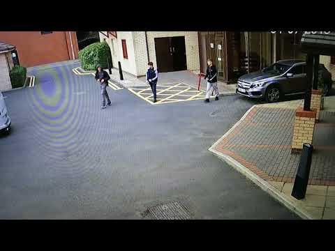 Attempted break-in at Victoria Mansions in Preston