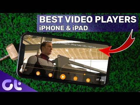 TOP 5 Best Video Players For IPhones & IPad In 2019