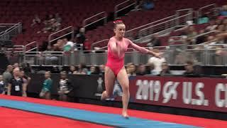 Sophia Butler - Vault – 2019 GK U.S. Classic – Junior Competition