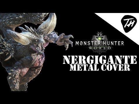 Monster Hunter: World   Nergigante Battle Theme [Metal Cover] ft. Guillermo Malatesta thumbnail
