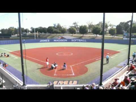 JMU Softball vs. Louisburg College