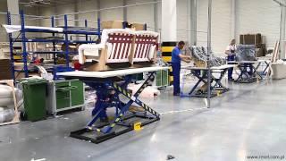 Upholstery lifting workbench REXEL ST-3 thumbnail