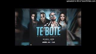Te Bote Remix 2 Instrumental Dancehall Trap Typebeat.mp3