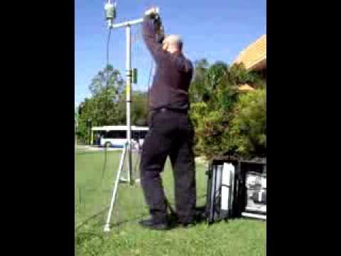 holman weather station instructions