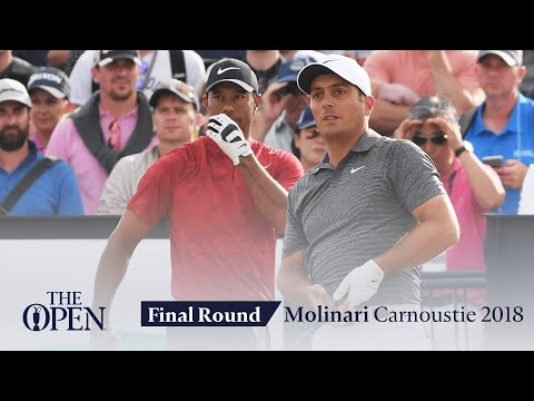 Molinari v Tiger - Final Round in full | The Open at Carnoustie 2018