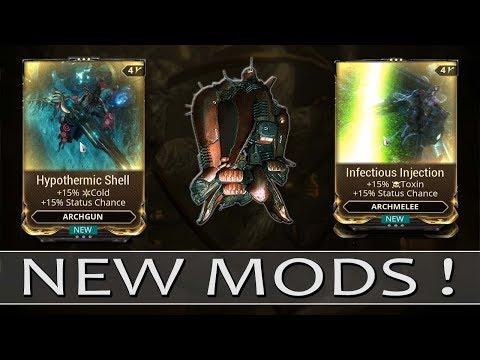Warframe - Balor Fomorian (PC) - New Mods thumbnail
