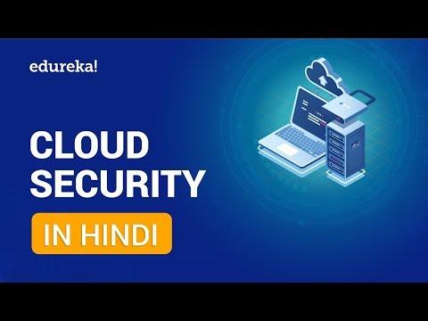 Cloud Security in Hindi | AWS Cloud Security Tutorial [Hindi] | Edureka Hindi