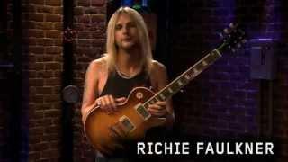 Richie Faulkner talks guitars, and playing with Judas Priest on EMGtv