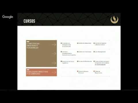 Charla Informativa del Programa Especializado en Supply Chain Management