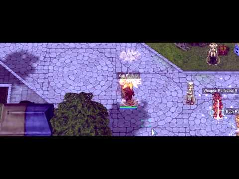 [ RAGNAROK ] PvP - Whitesmith vs Champion