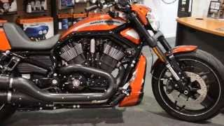 v rod muscle and night rod special