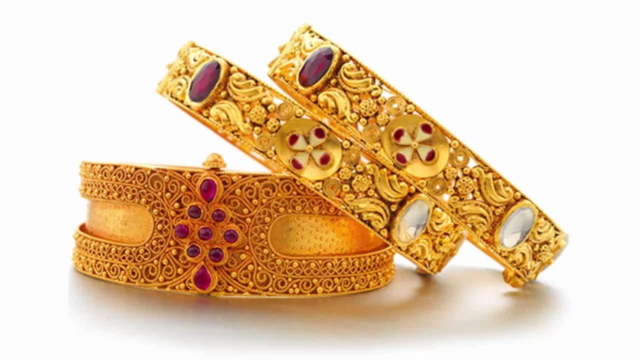 gold bangles design - malabar gold broad bangles designs mesh model