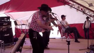 Fiddle Contest pt 1 - Lac La Biche Powwow Days 2014