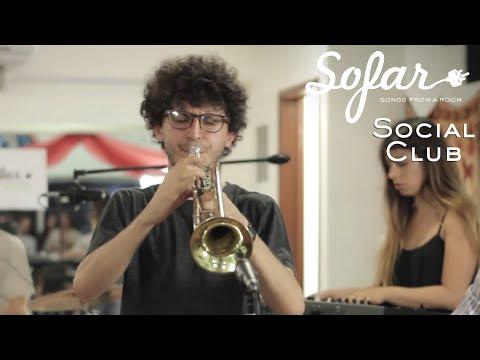 Social Club - Key Monk | Sofar Costa Rica