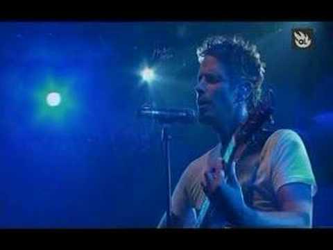 Chris Cornell - BLACK HOLE SUN LIVE