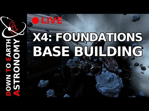 🔴X4 base building with Down To Earth Astronomy