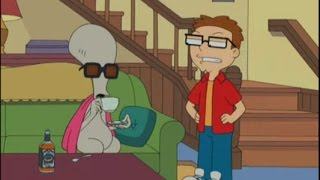 American Dad! Kid Hurts Roger