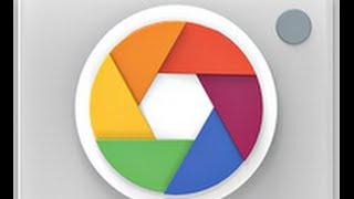 تطبيق الكاميرا الجديد  Google Camera
