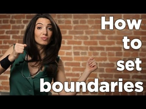 How to Set Boundaries Mp3