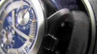 the rgm watch company model 400 chronograph