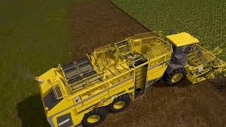 Farming Simulator Tutorial - ROPA DLC