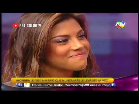 COMBATE Alondra pide a Mario Irivarren que Nunca mas Grite 21/11/13