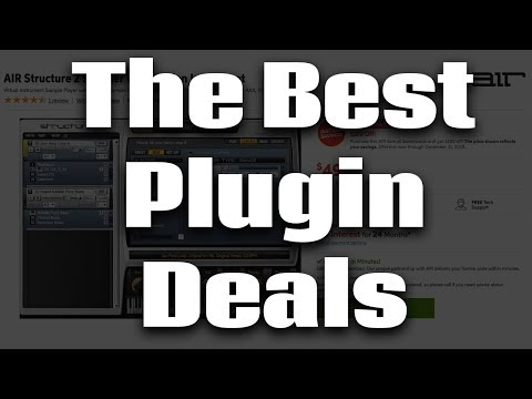 Finding The Best Deals On Plugins
