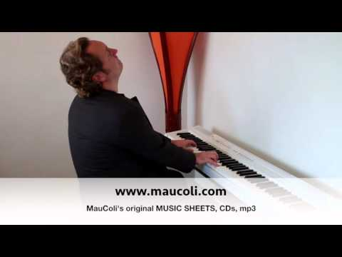 Right Here Waiting (Richard Marx) - Original Piano Arrangement by MAUCOLI