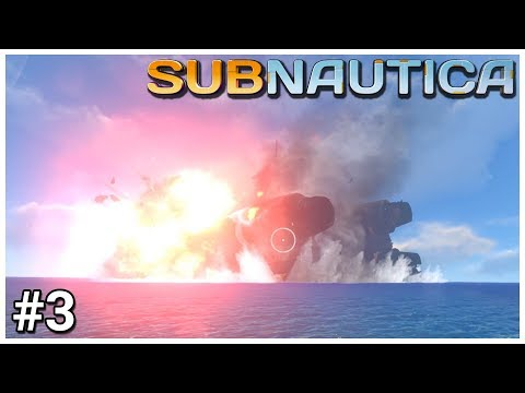 Subnautica - #3 - Rimmer Engineering Co. - Let's Play / Gameplay / Construction