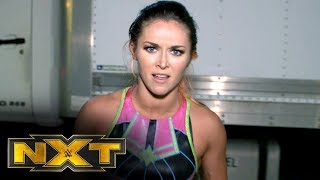 Tegan Nox is out for payback on Dakota Kai: NXT Exclusive, Jan. 15, 2020