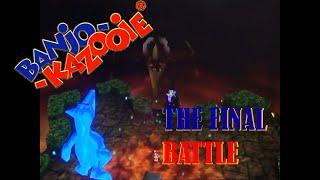 The Final Battle | Lets Play Banjo-Kazooie