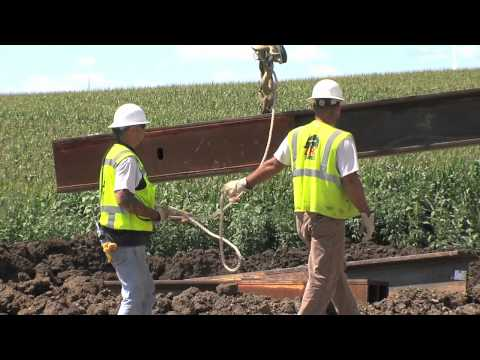 Wind energy in Iowa is great for Construction Jobs