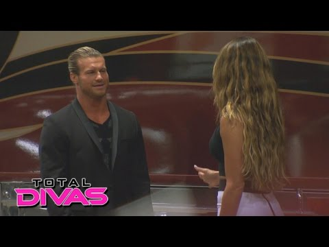 Nikki reacts to Dolph Ziggler's surprising advances: Total Divas Preview Clip: January 19, 2016