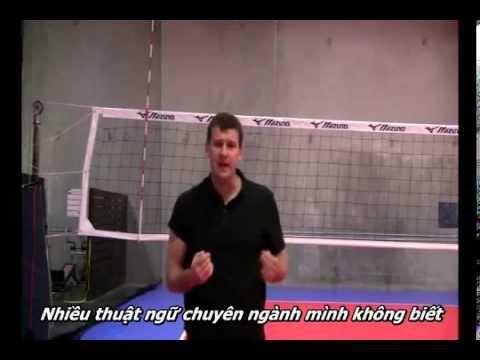 Tư thế vào đà đập bóng chuẩn | Volleyball