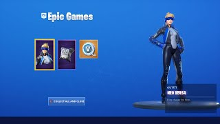 "RARE FORTNITE SKIN ""NEO VERSA"" *PS4 EXCLUSIVE* FORTNITE GAMEPLAY !"